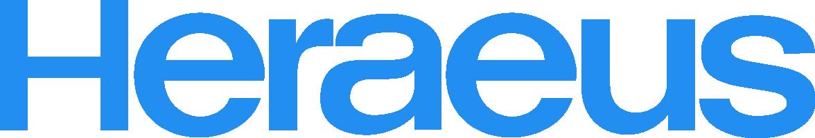 Heraeus logo (blue)