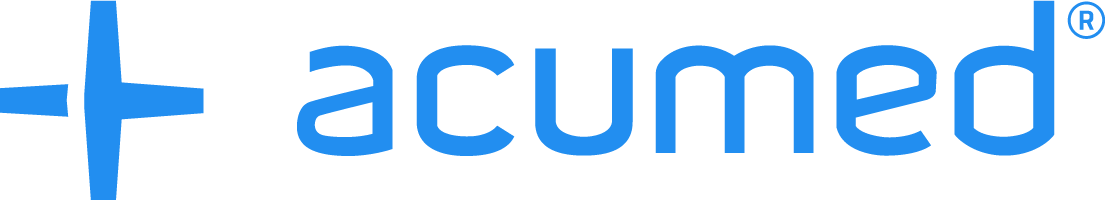 acumed logo (blue)