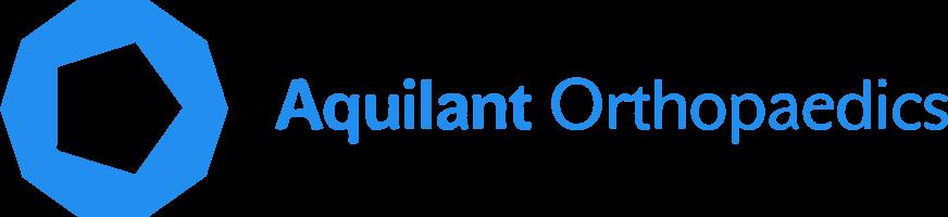 Aquilant Orthopaedics logo (blue)