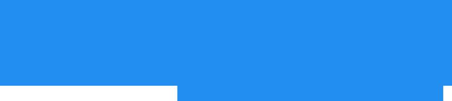 Wright logo (Blue)